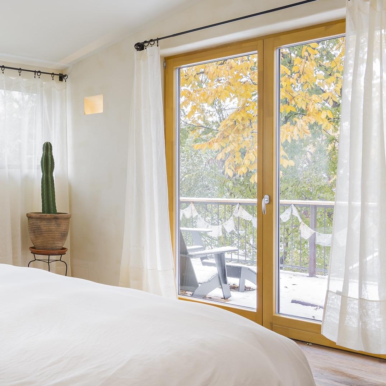 Евроокно с балконной дверью