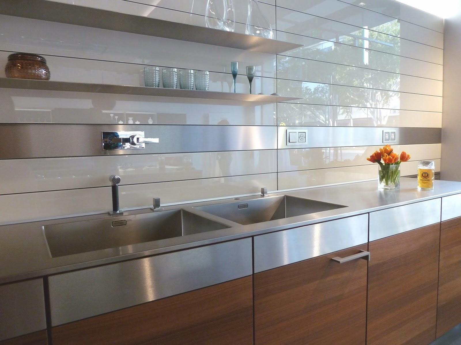 Глянцевые панели для кухни