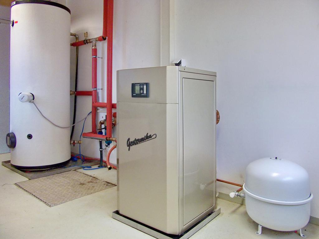 Тепловой насос для горячей воды