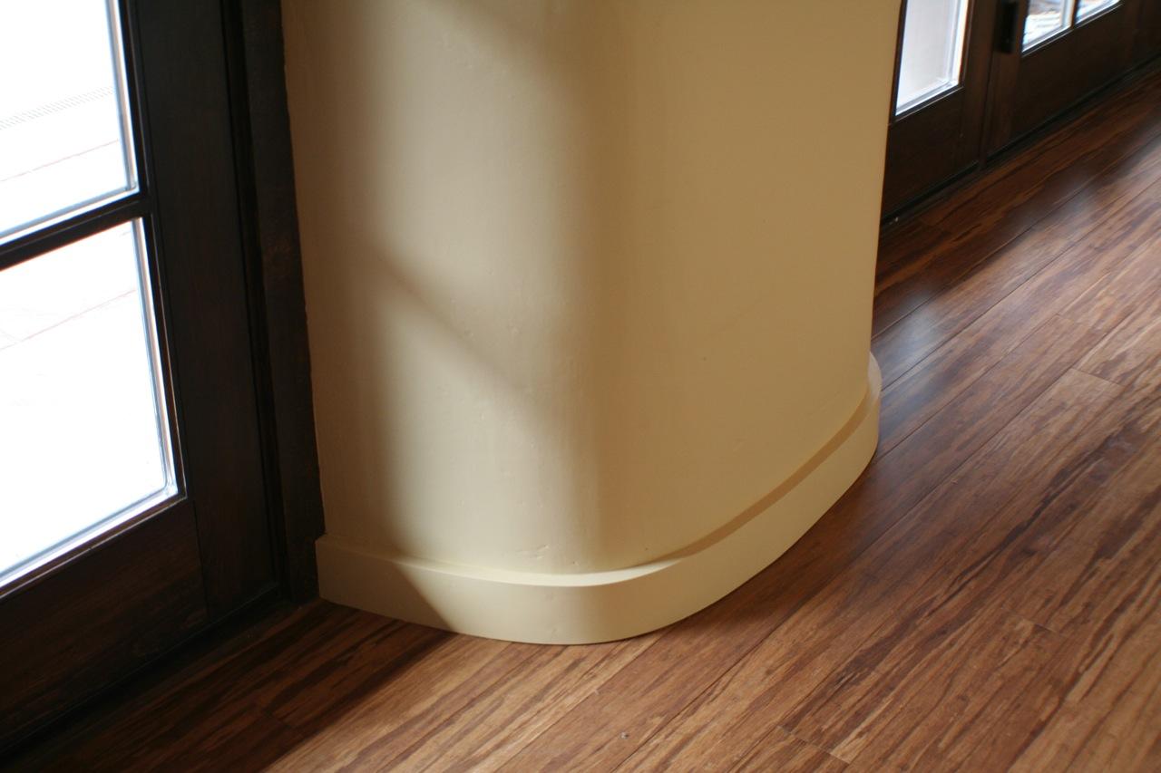 Цементная шпаклевка для интерьера