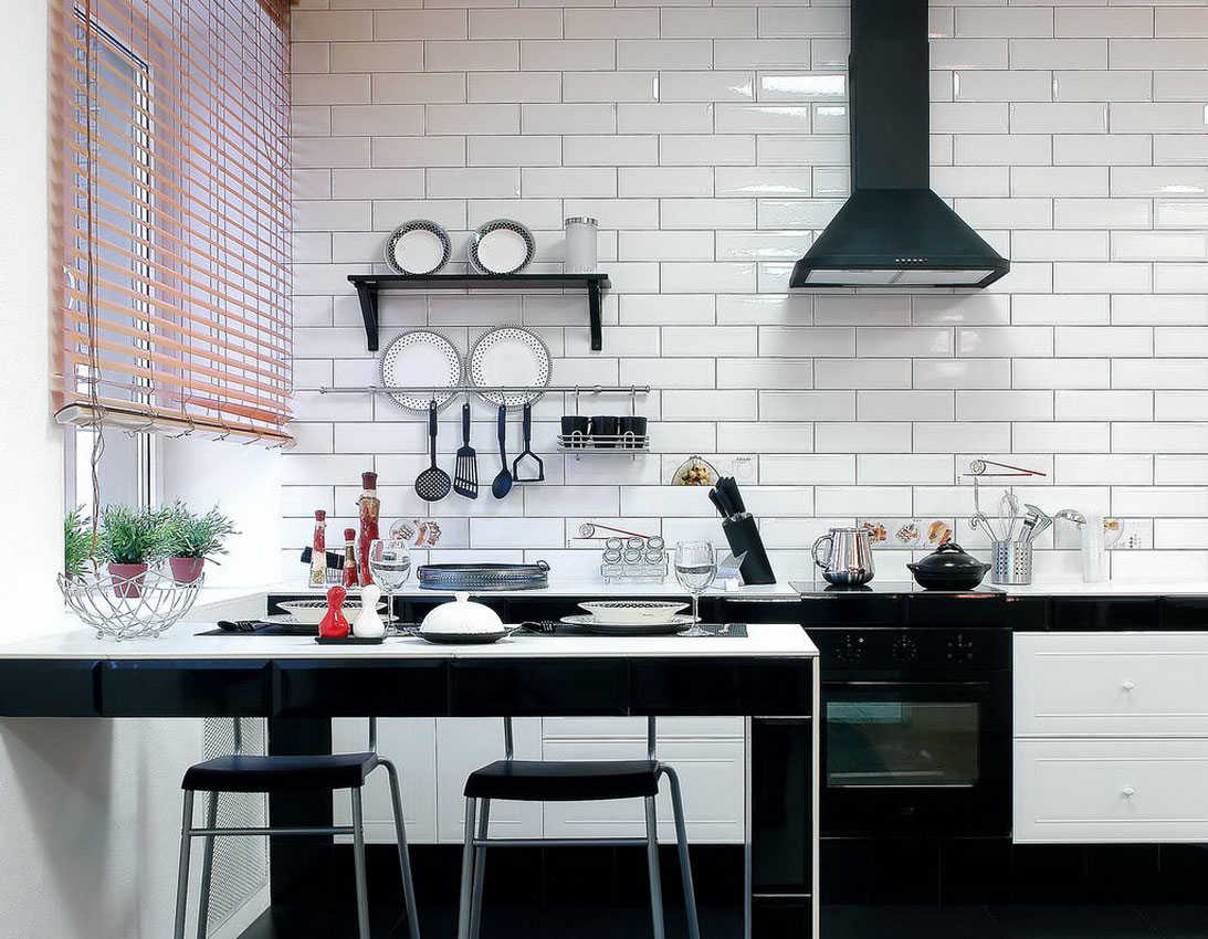 Плитка кабанчик для кухни