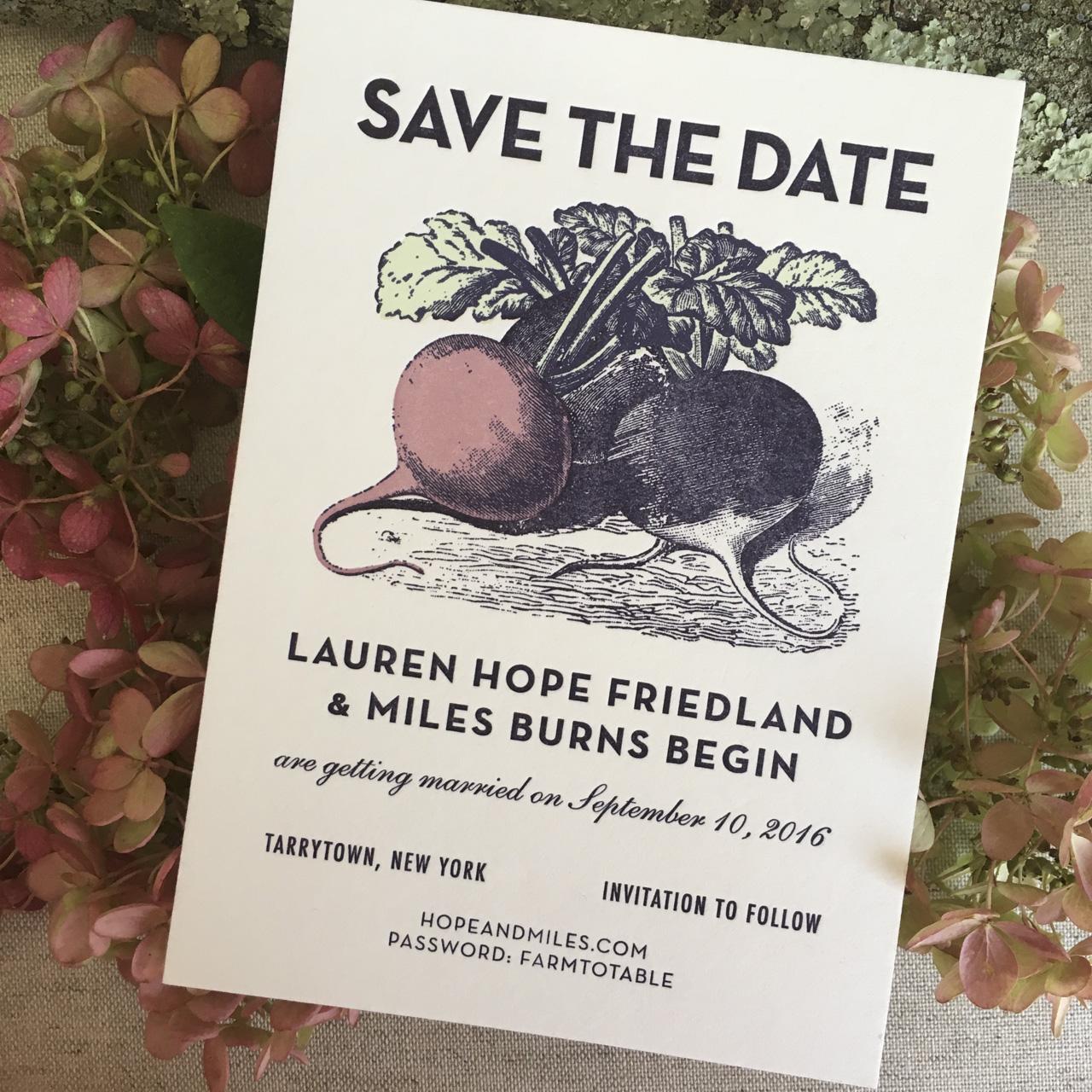 Приглашение на свадьбу в стиле кантри