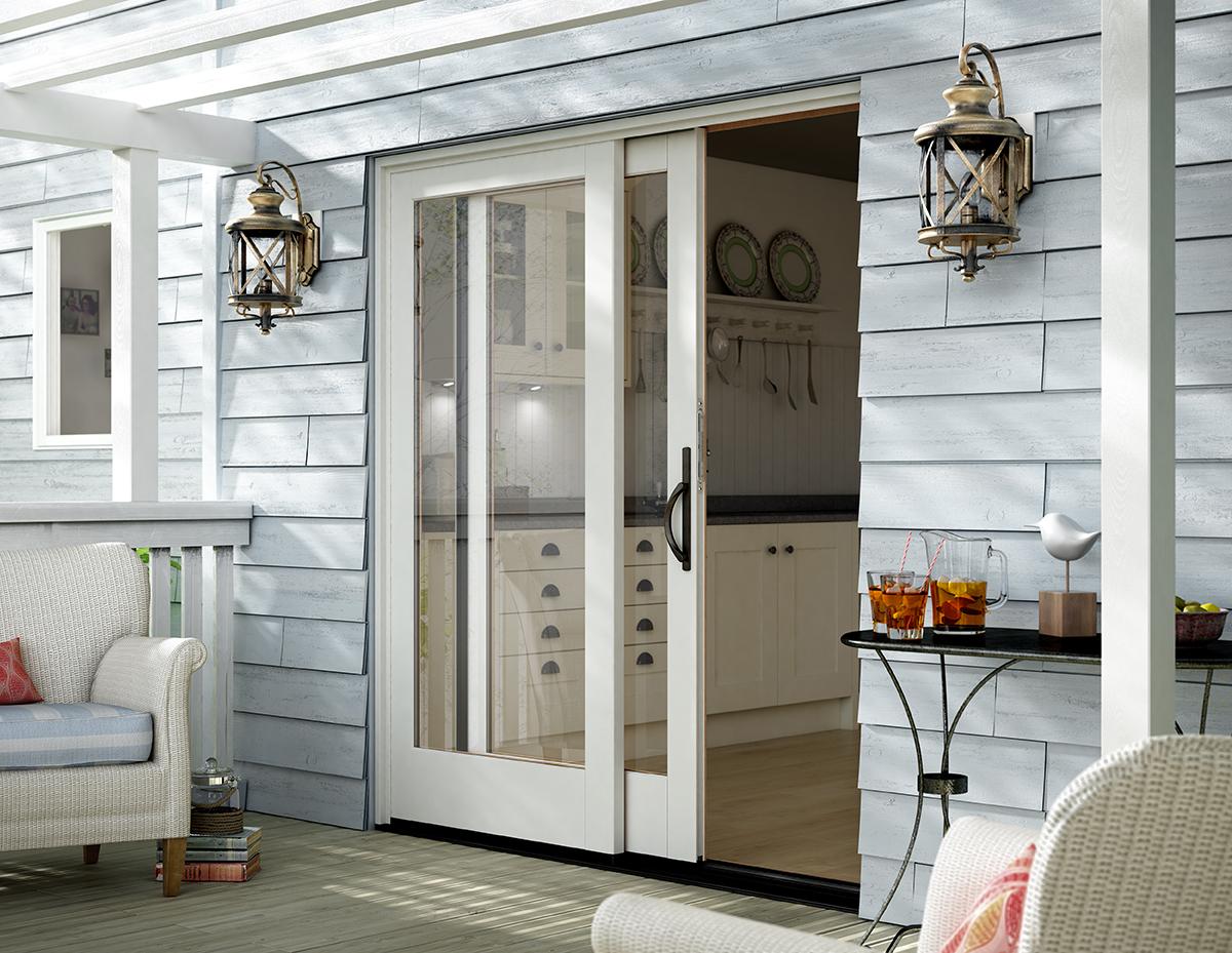 Балконная дверь купе