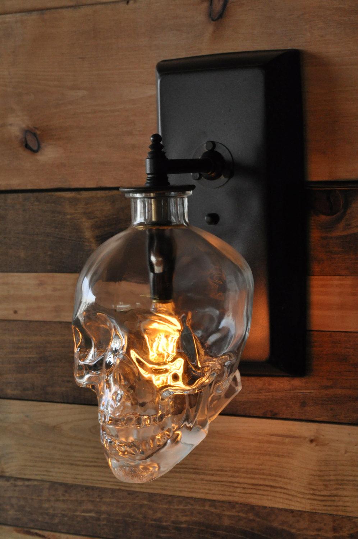 Светильник бра в стиле лофт