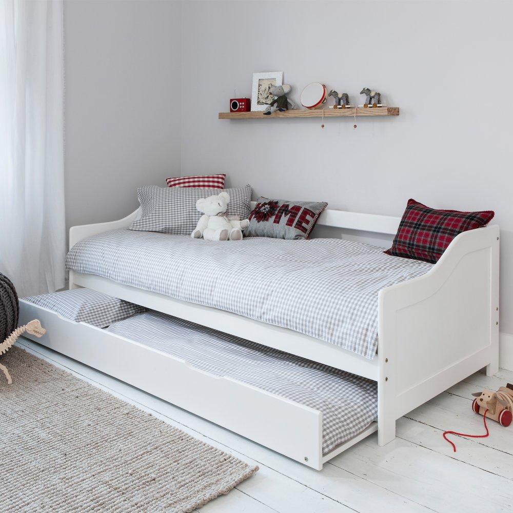 Выдвижная кровать из МДФ