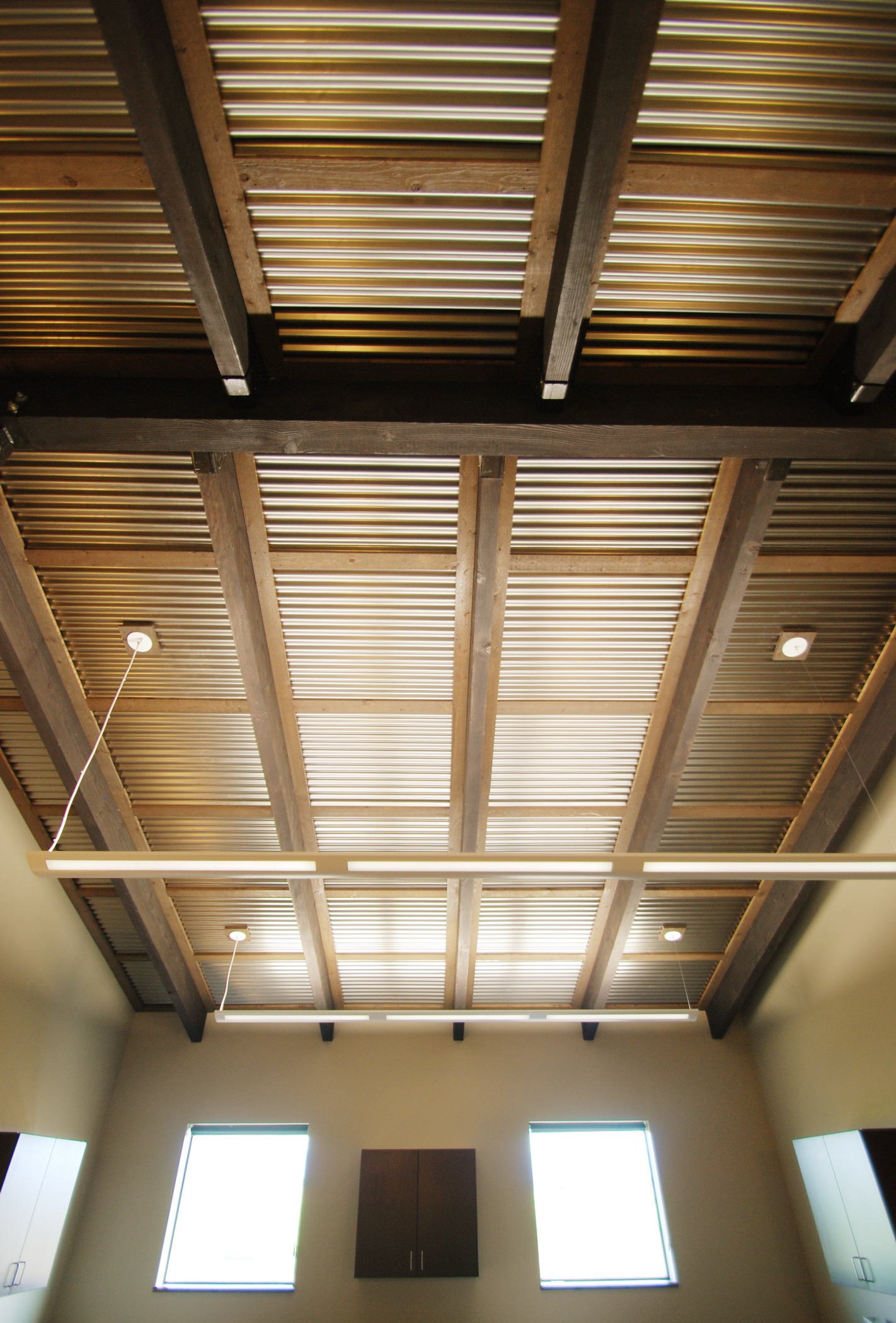 Шумоизоляция металлического потолка