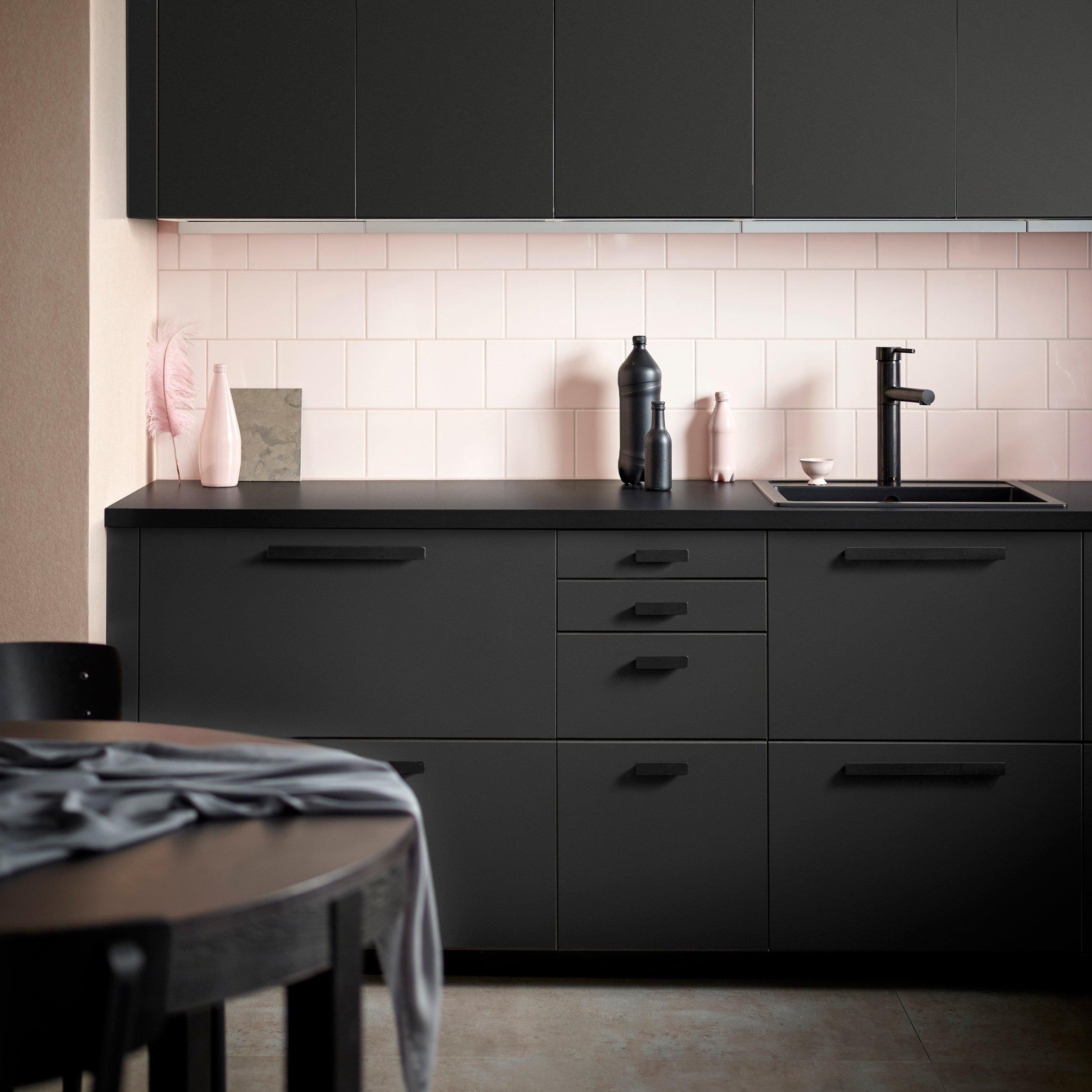 Преимущества и особенности кухонь из МДФ (26 фото)