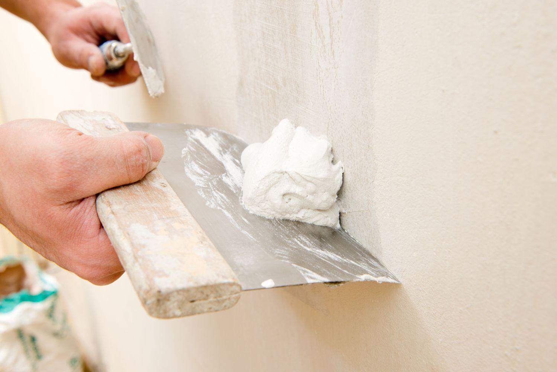 Фасадная шпаклевка: сложности работы с составом