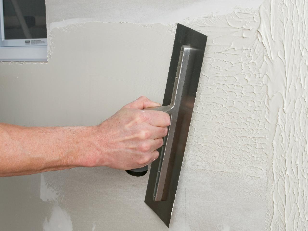 Акриловая шпаклевка для наружных стен