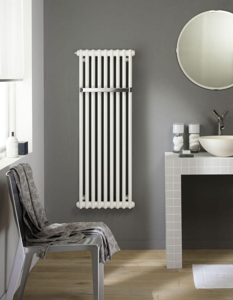 Вертикальный настенный радиатор