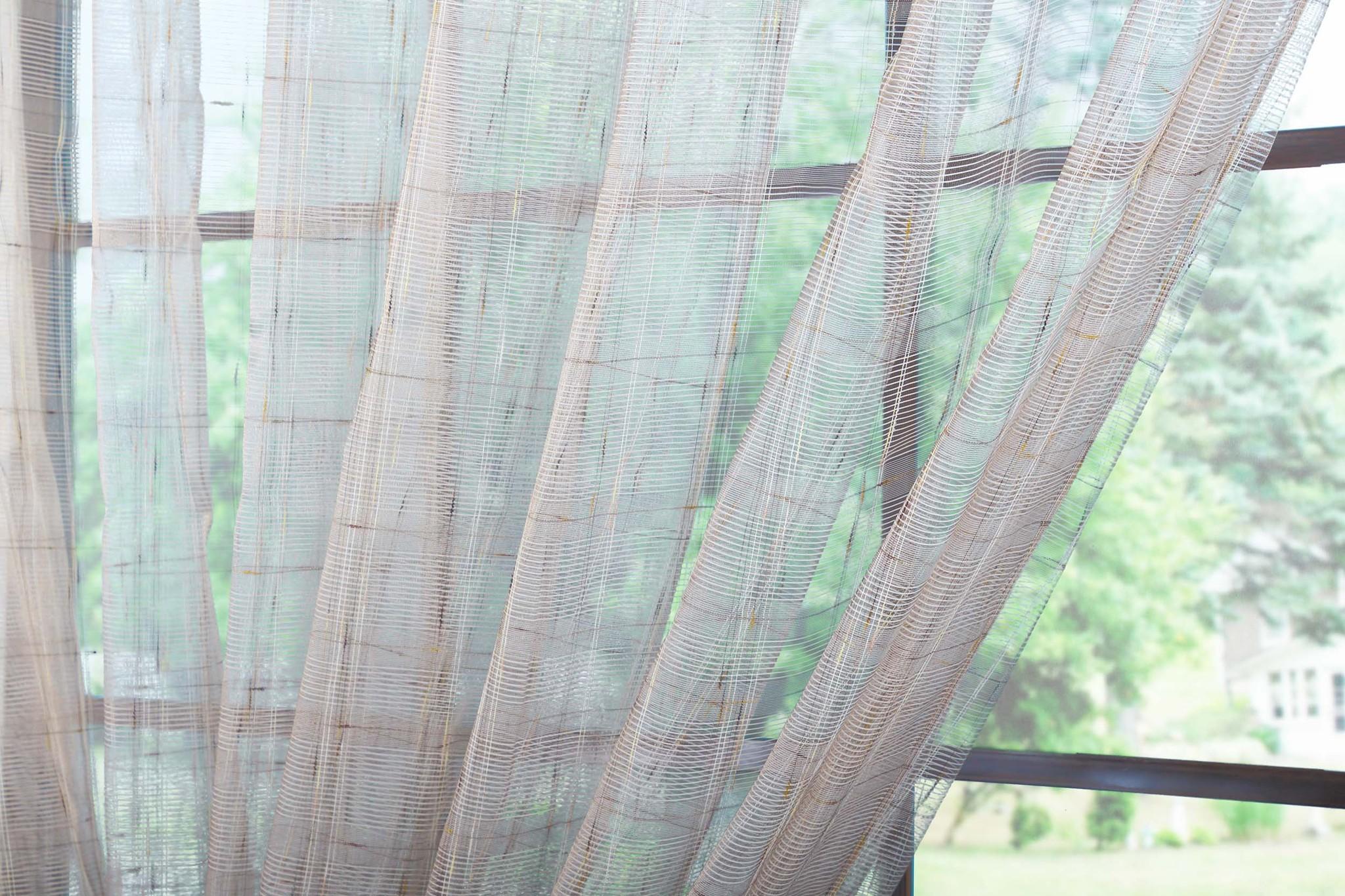 Шторы сетка на окно