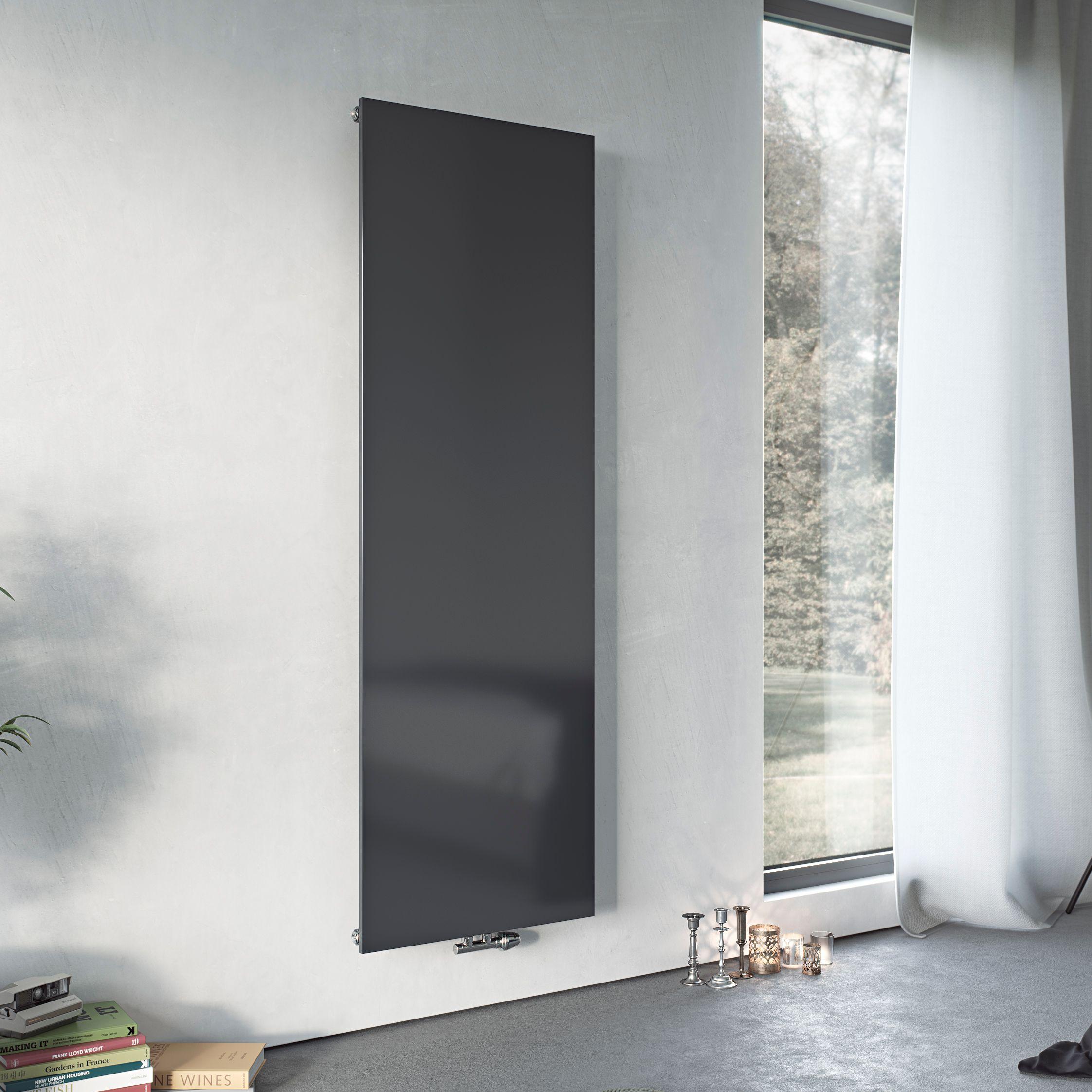 Вертикальный панельный радиатор