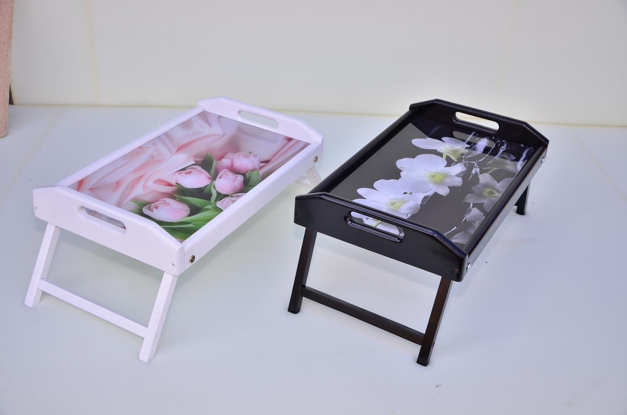 Столик для завтрака пластиковый