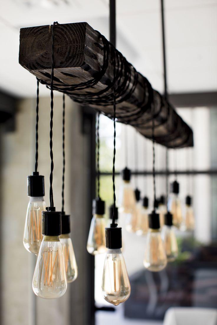 Лампа Эдисона потолочная