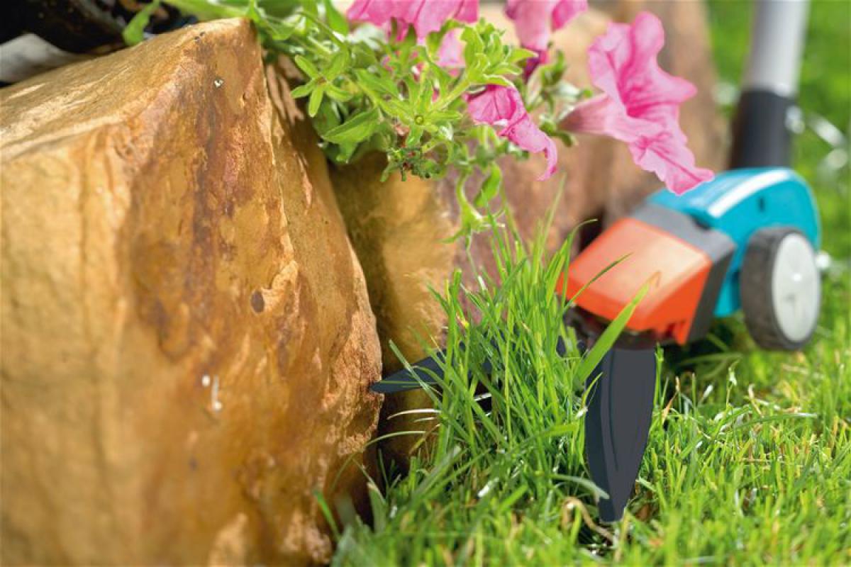 Садовые ножницы поворотные