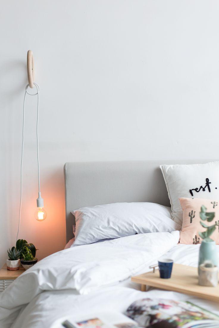 Лампа Эдисона прикроватная