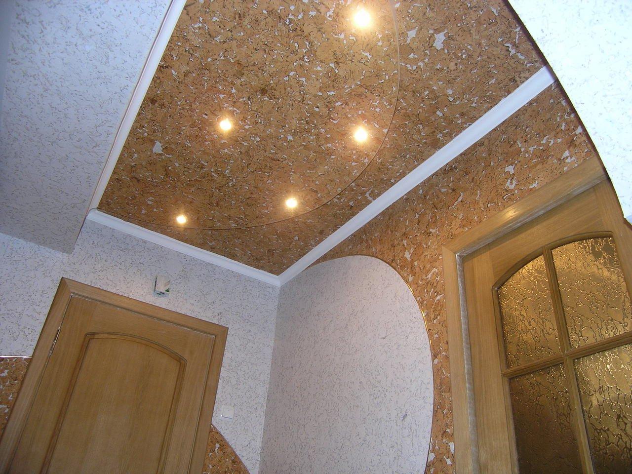 Качественная шумоизоляция потолка: варианты покрытия
