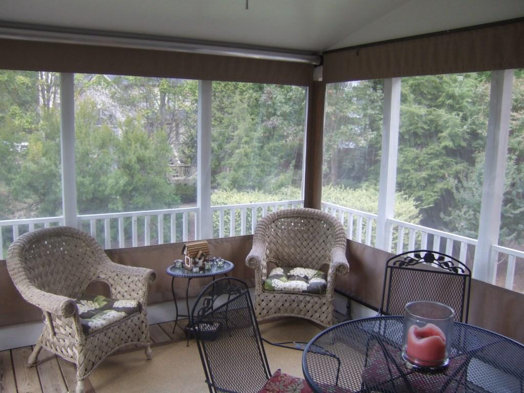 Рулонные шторы сетка