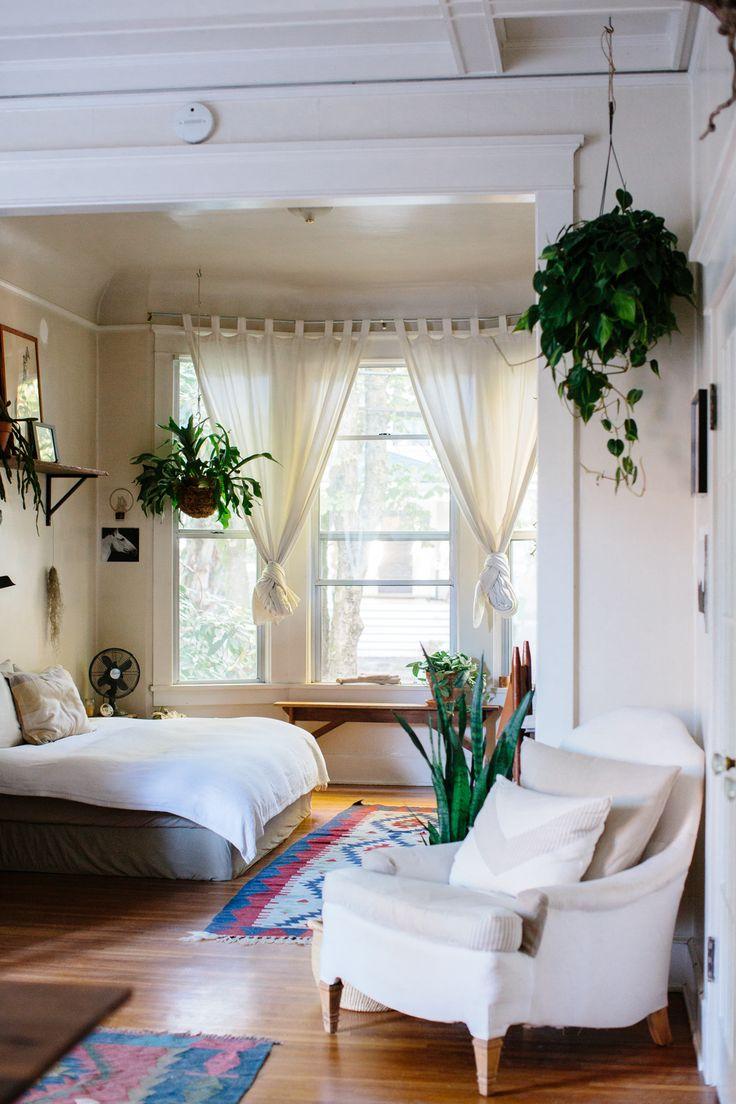 Сансевиерия в спальне