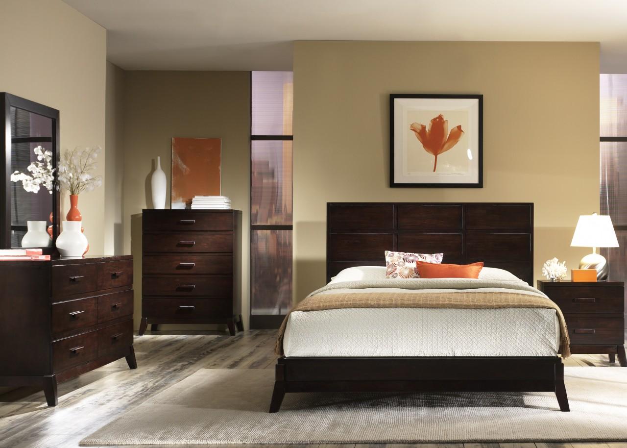 Кровать на север