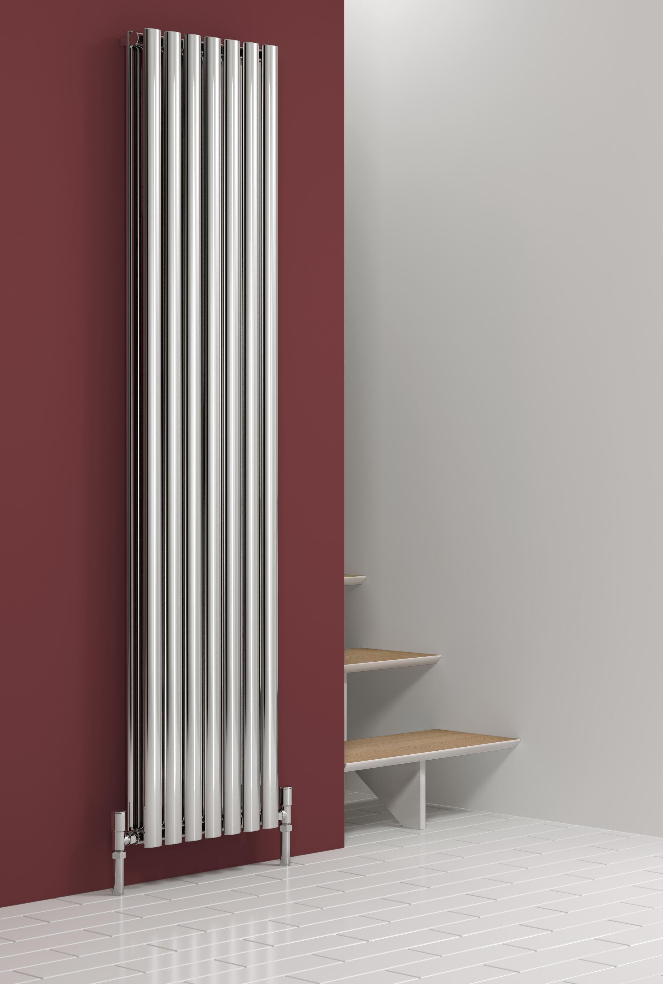 Стальной вертикальный радиатор