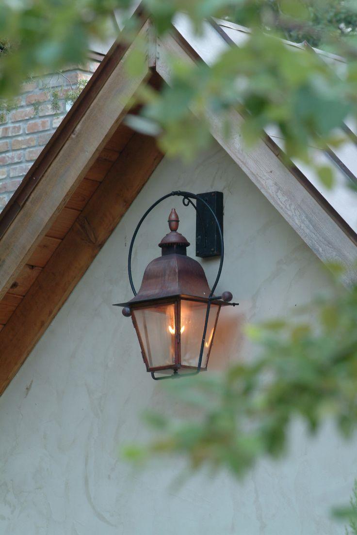 Светильник бра уличный