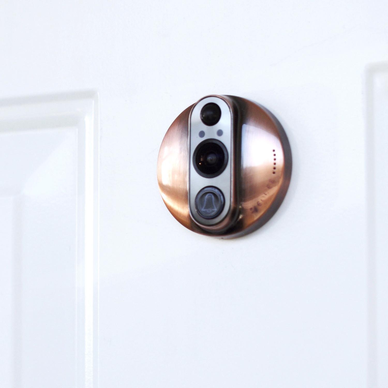 Дверной звонок умный