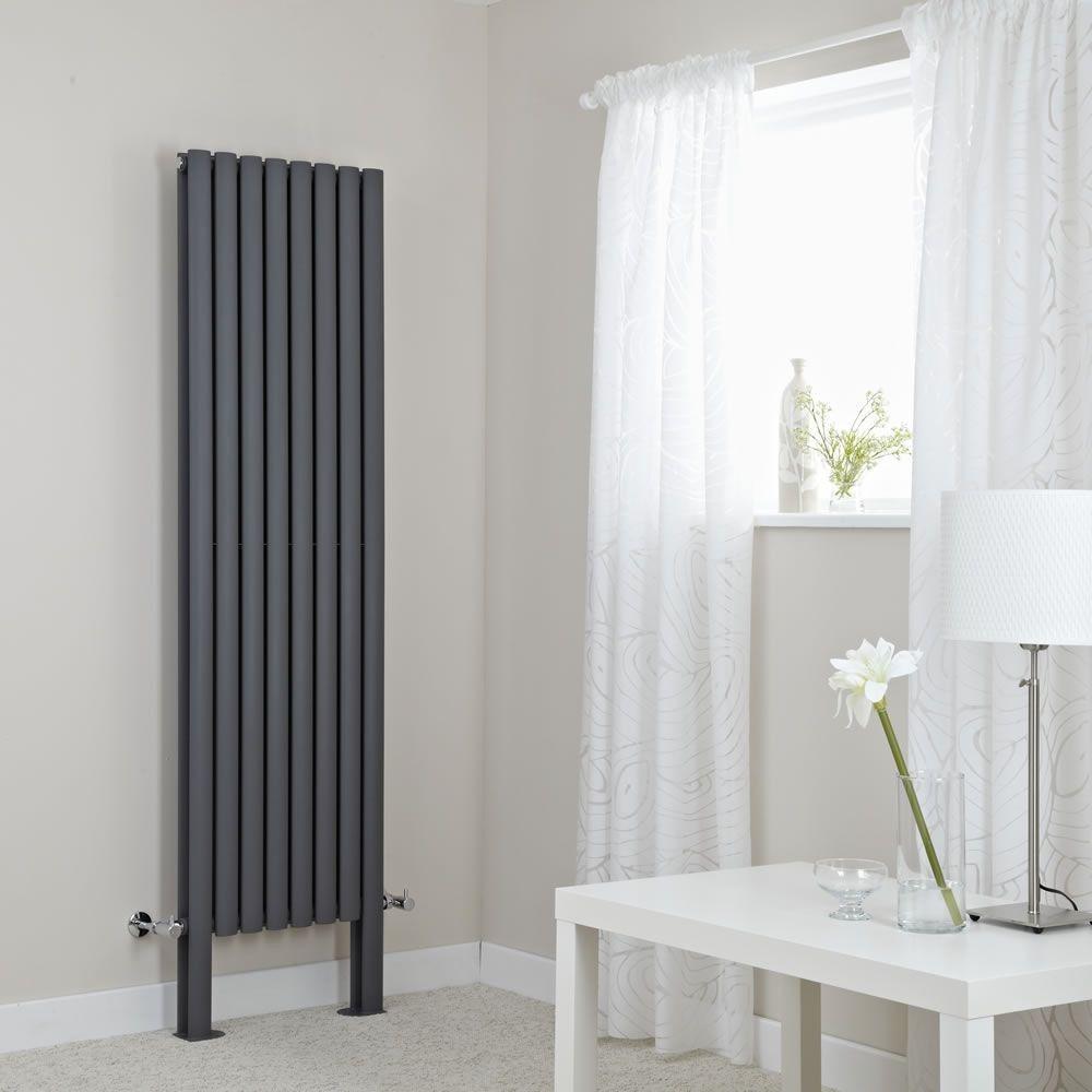 Радиатор вертикальный