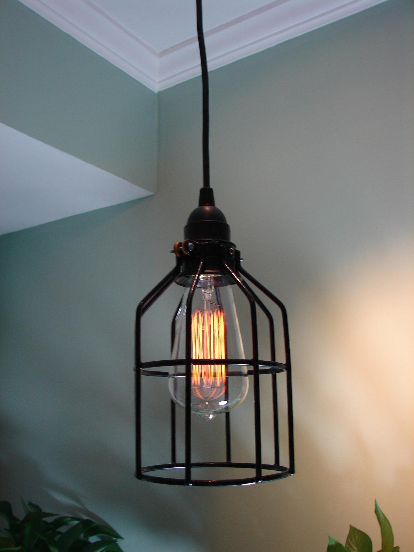 Лампа Эдисона винтажная