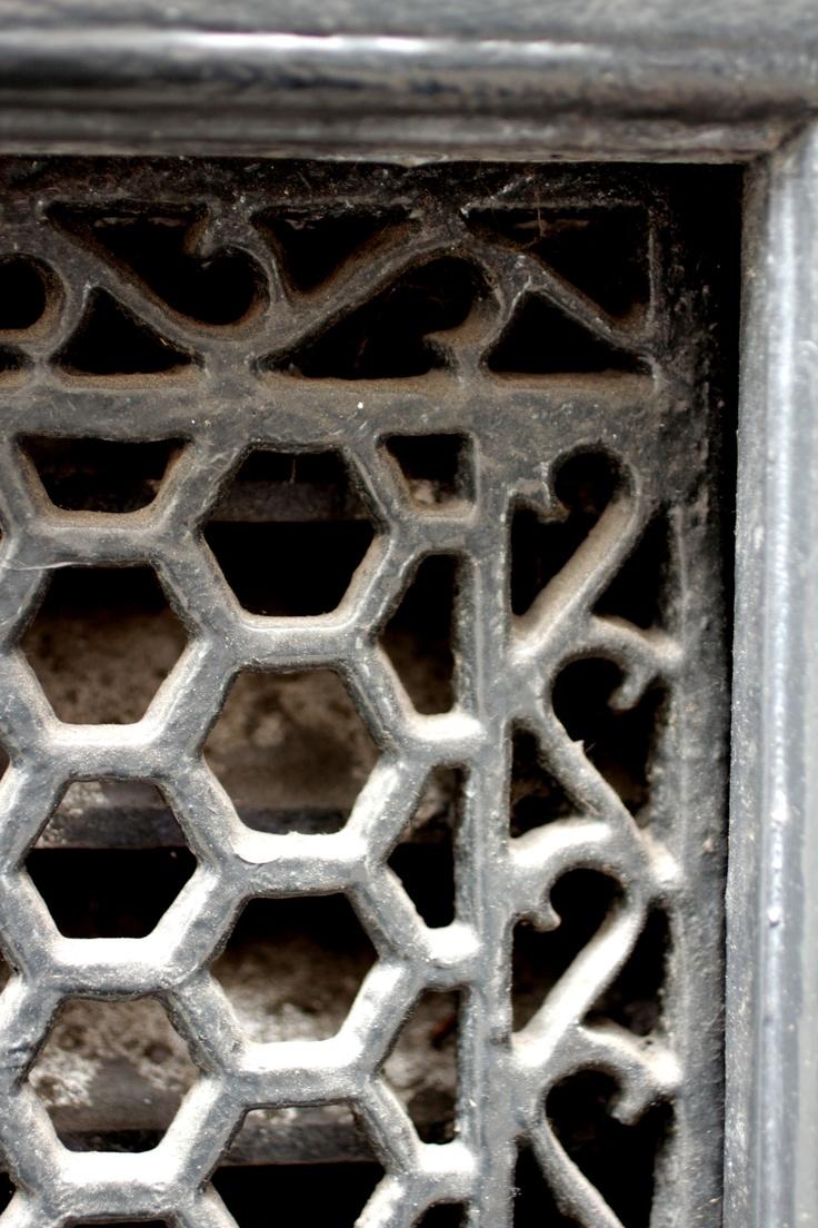 Вентиляционная решетка внешняя