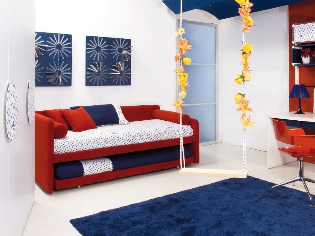 Выкатной диван для мальчика