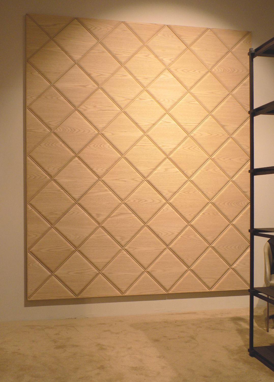 Декор интерьера панелями