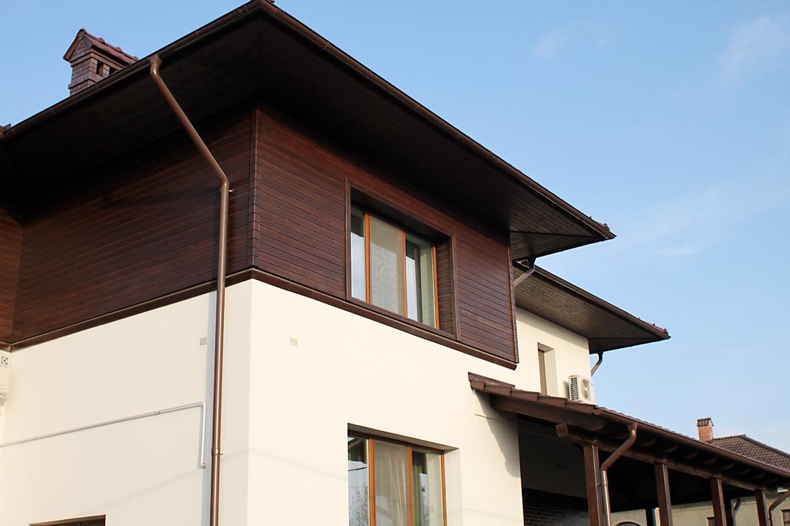 Деревянный сайдинг блок хаус