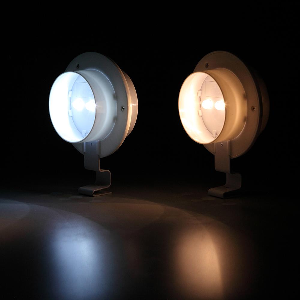 Светодиодный солнечный светильник