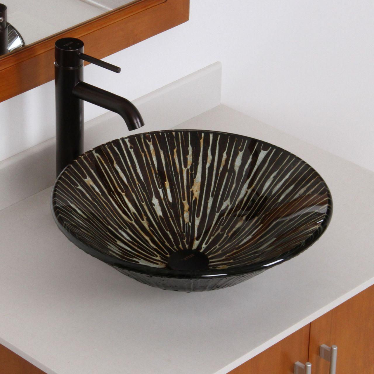 Дизайн акриловой раковины