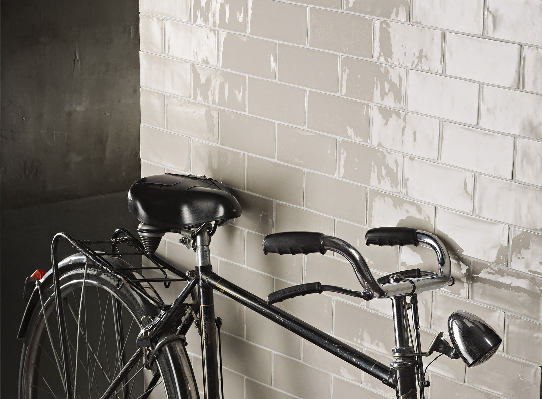 Плитка кирпич: просто и современно (25 фото)
