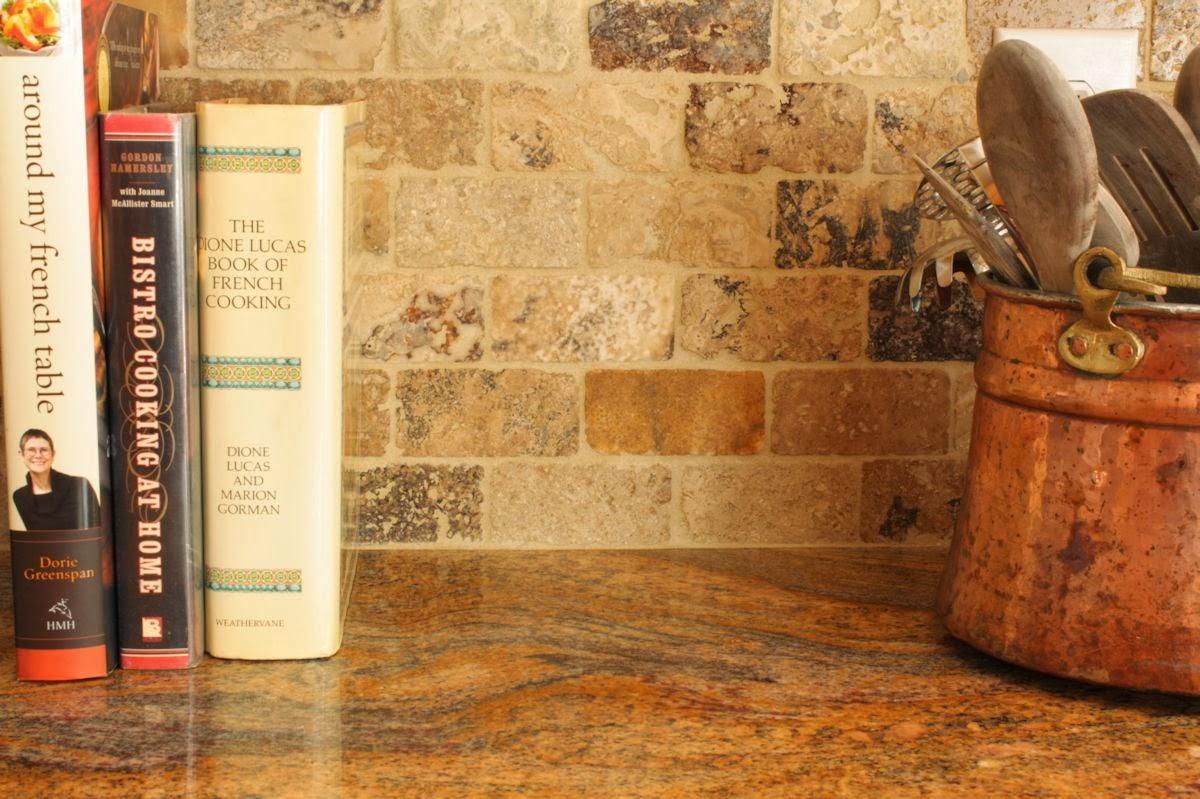 Плитка каменная в стиле прованс