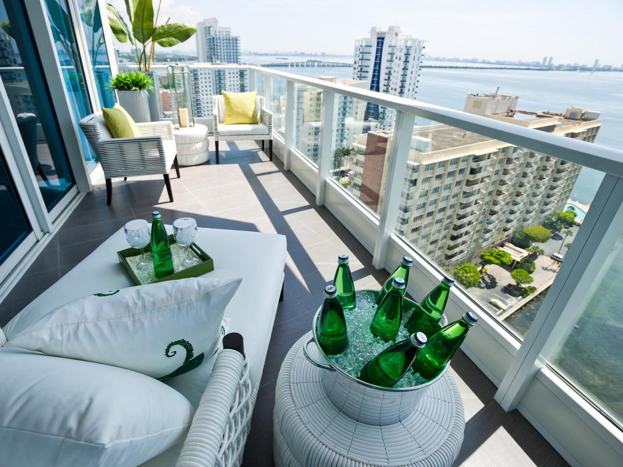 Плитка керамическая на балкон