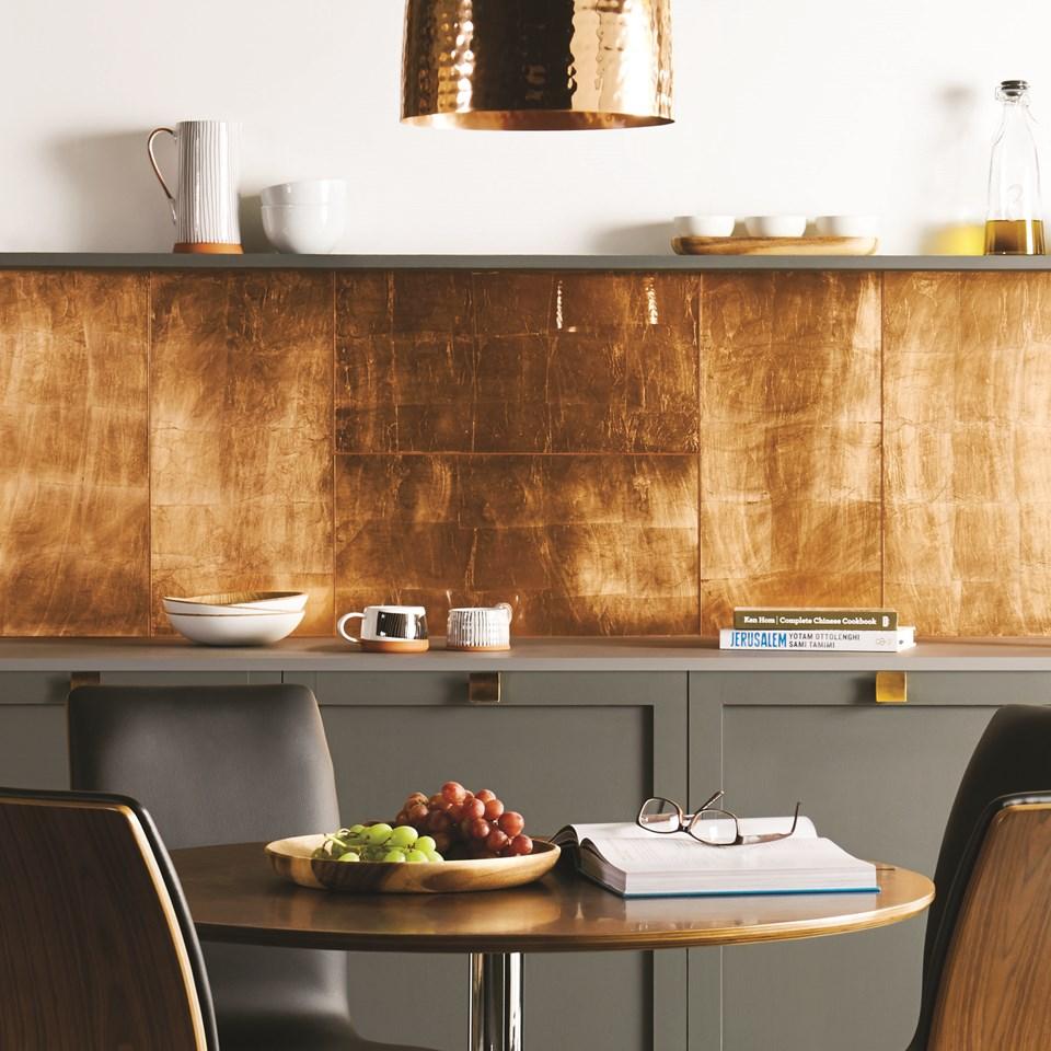 Современная плитка на кухне