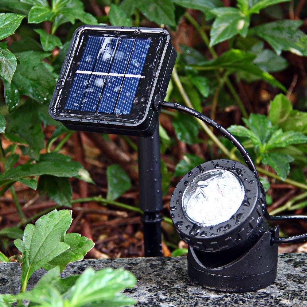Солнечные светильники: современное решение, которое понравится всем (30 фото)