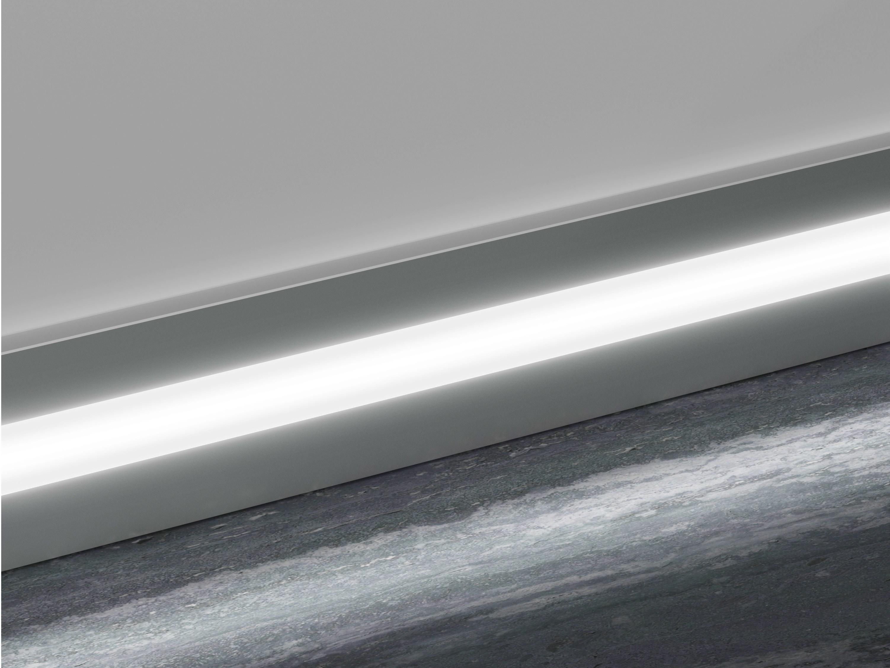 Светодиодный led плинтус