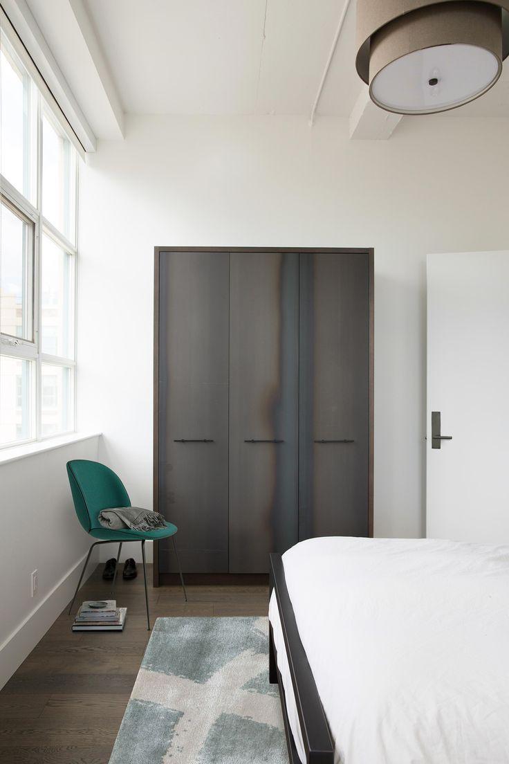 Шкаф лофт металлический