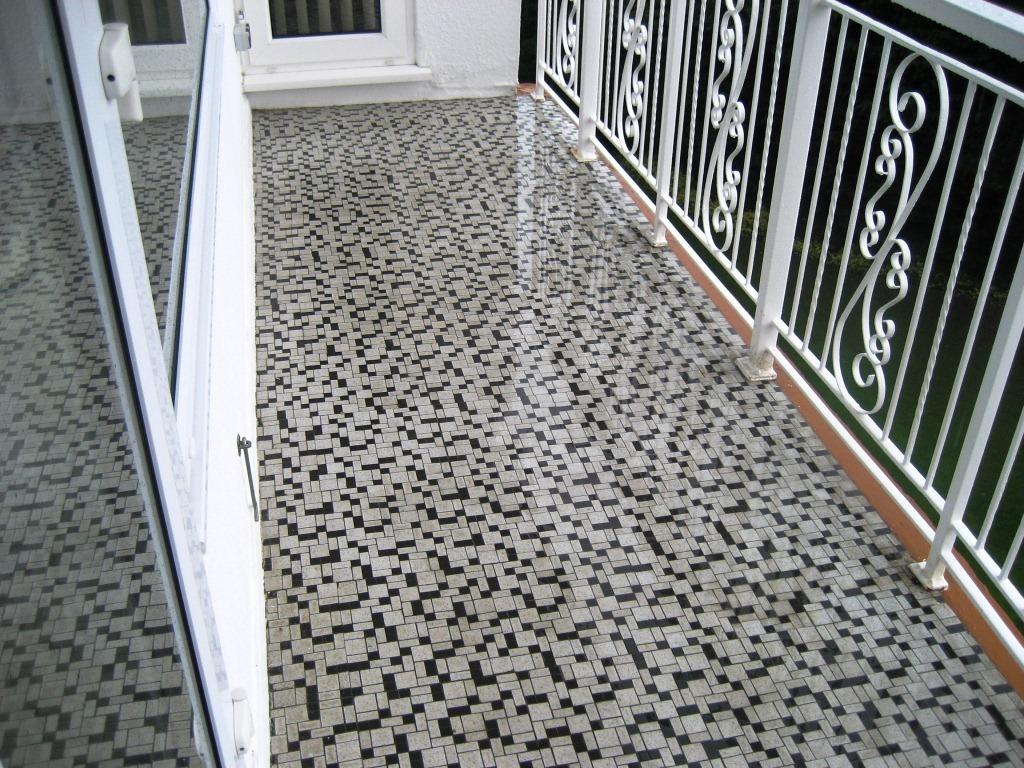 Мозаика на балкон