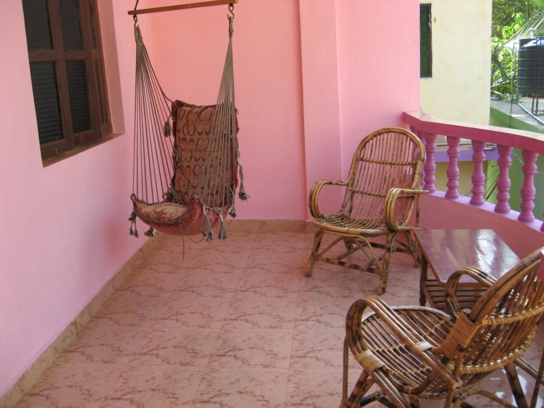 Мраморная плитка на балкон