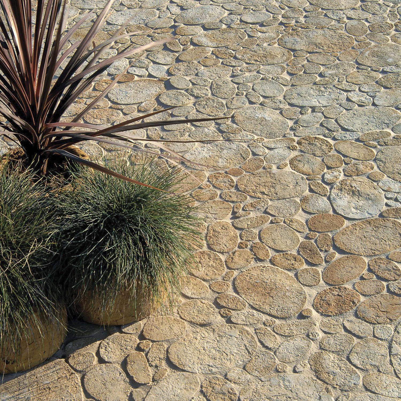 Небольшая песчаная плитка