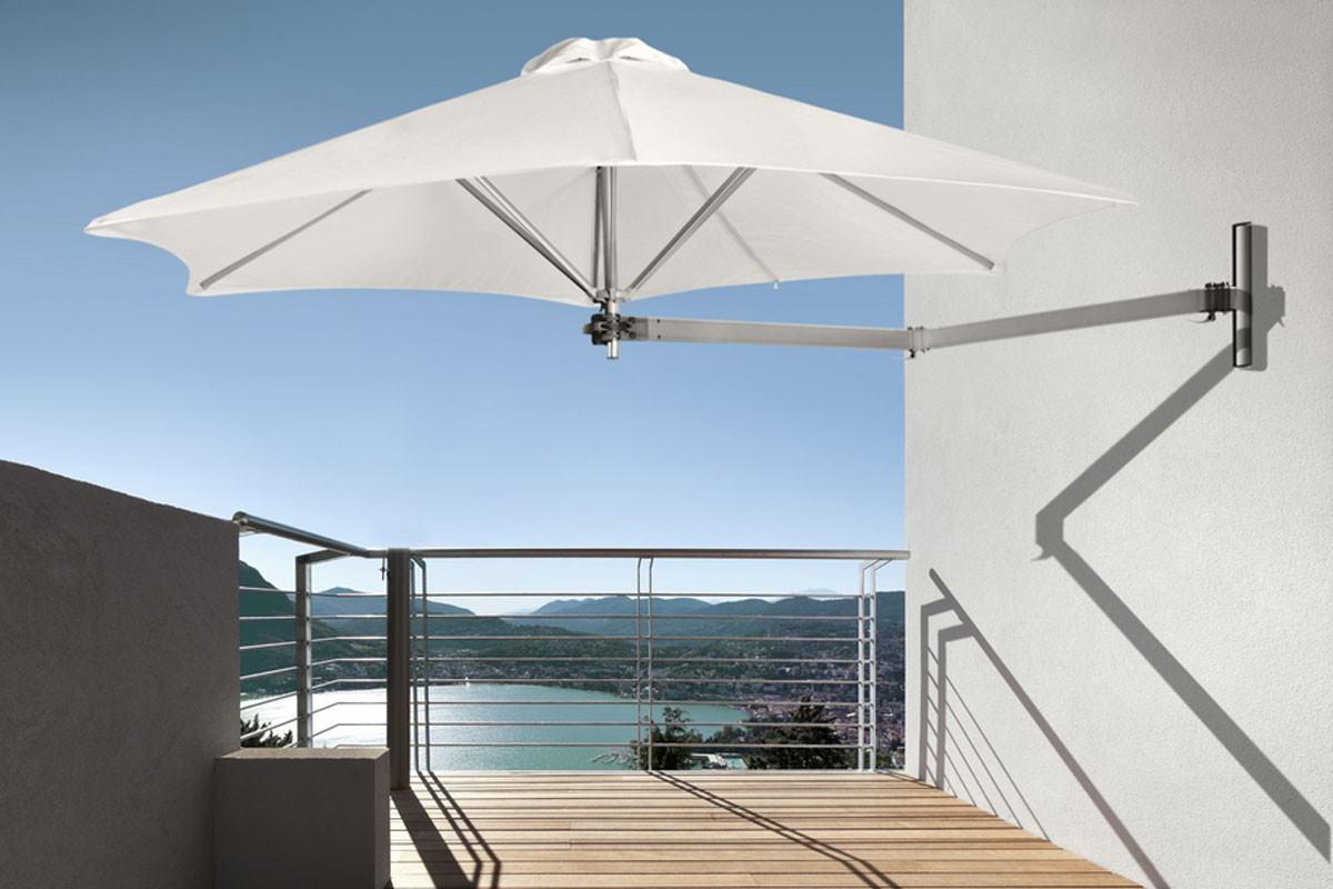 Садовый зонт подвесной