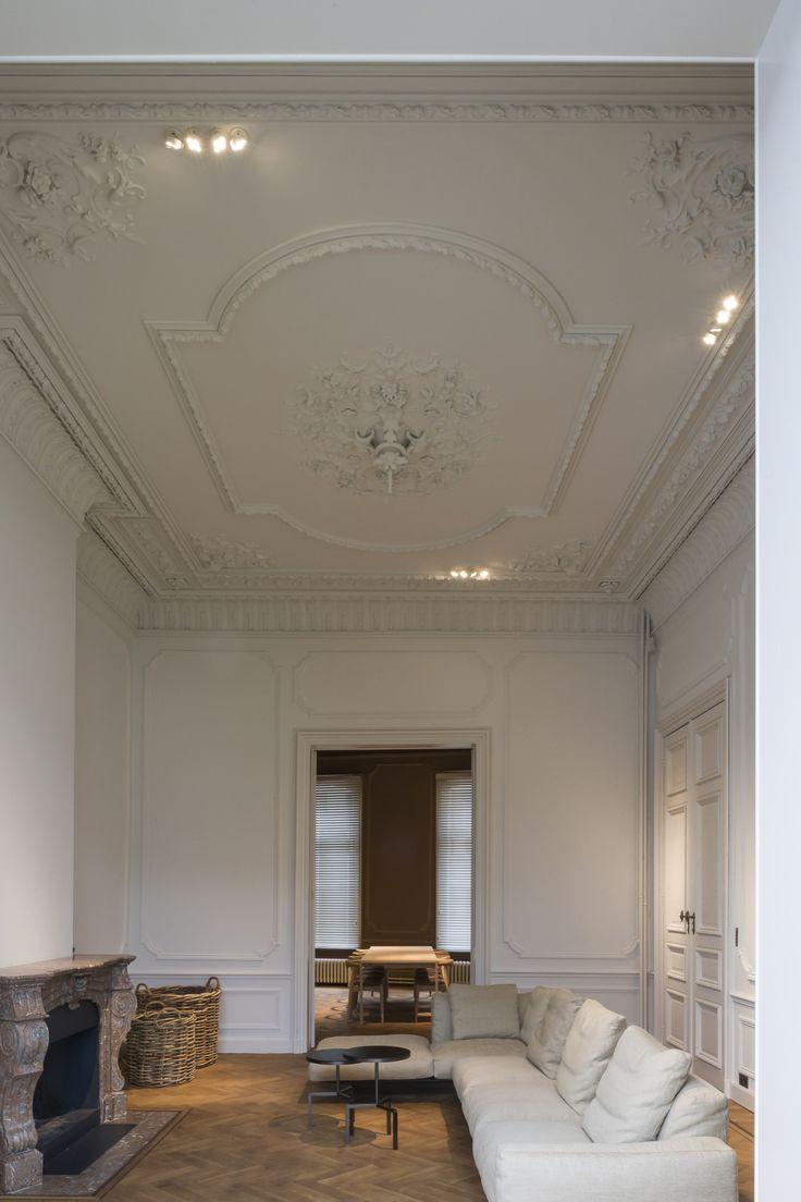 Полимерная шпаклевка потолка