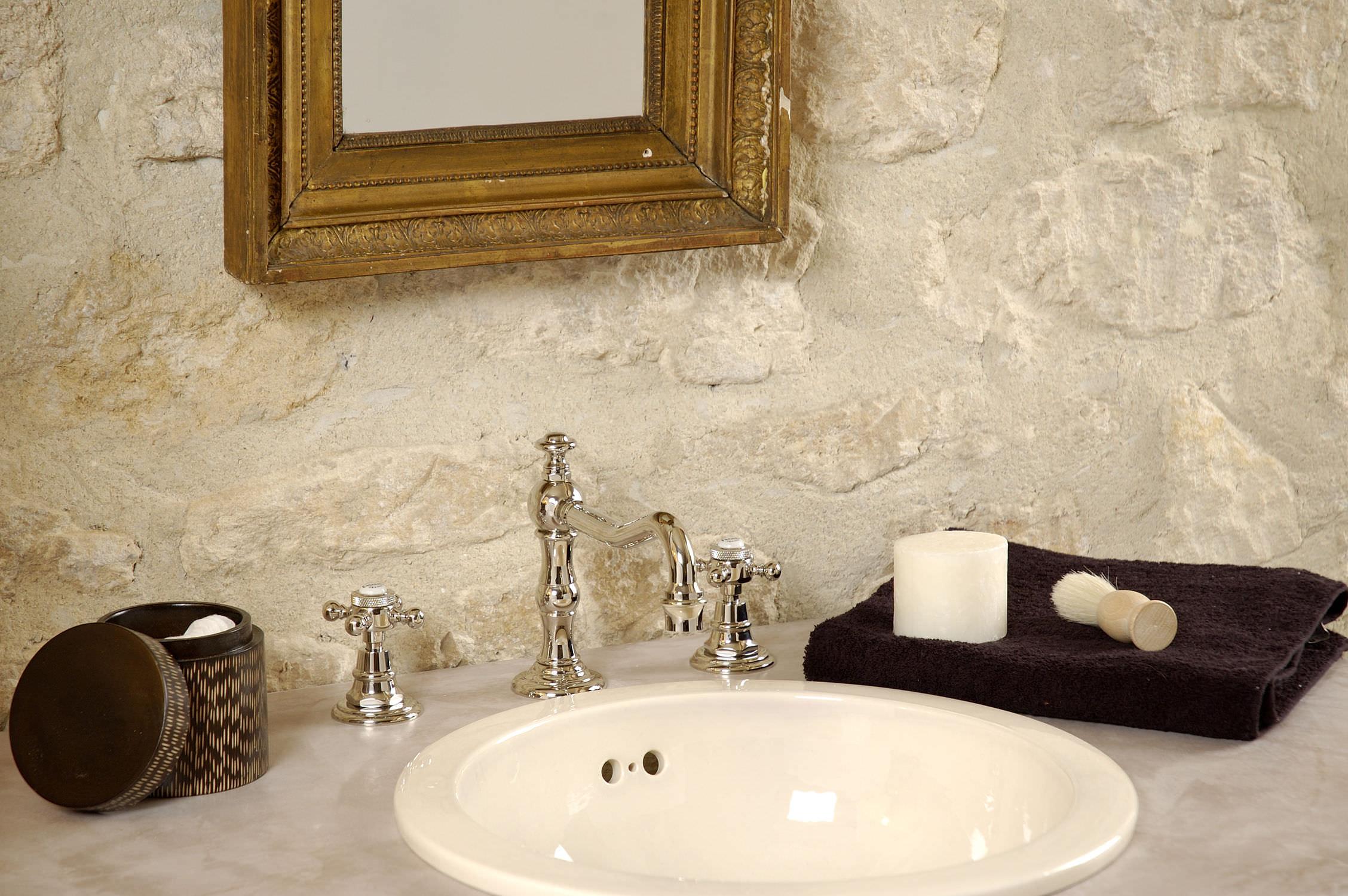 Смеситель ретро для ванной