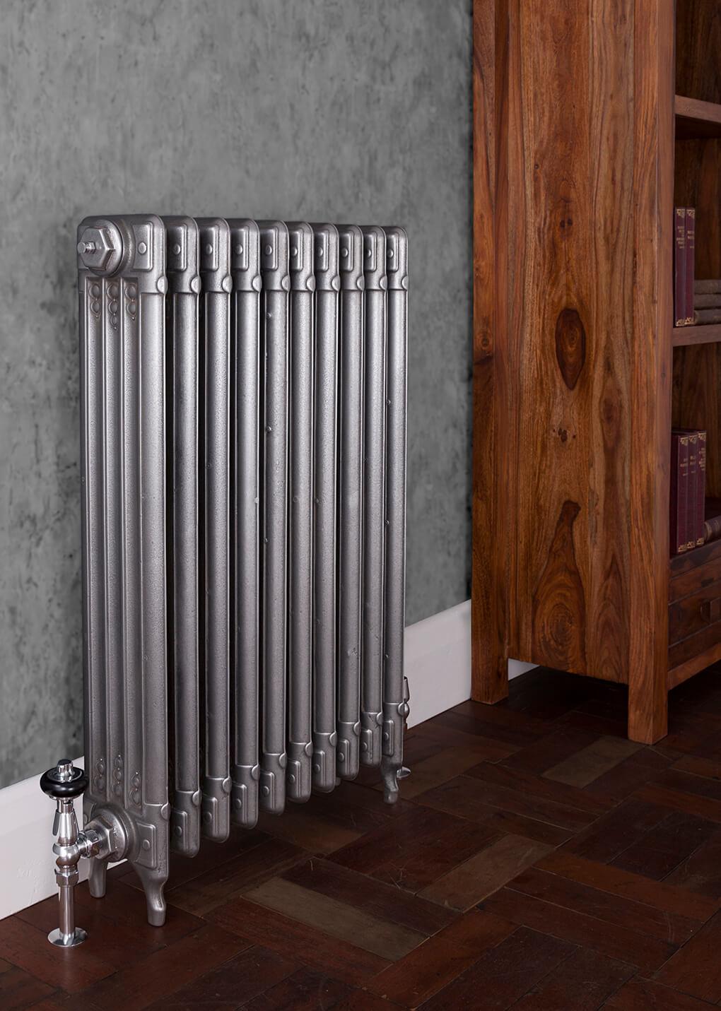 Напольный радиатор стальной