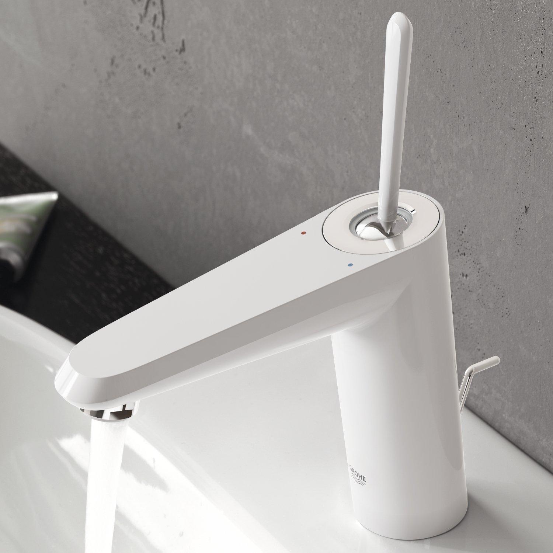 Керамический смеситель на умывальник